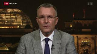 Video «Studiogespräch: Michael Lüders, Nahost-Experte» abspielen