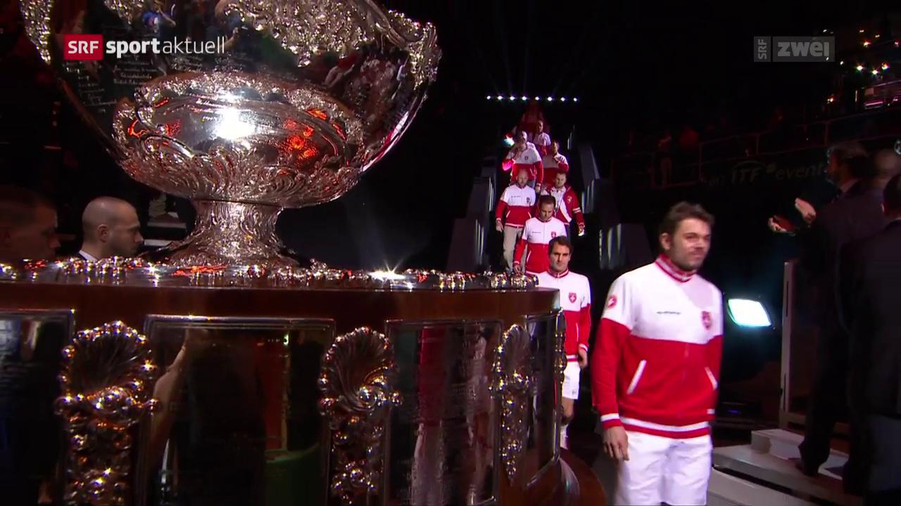 Wie sieht das Schweizer Davis-Cup-Team in Zukunft aus?