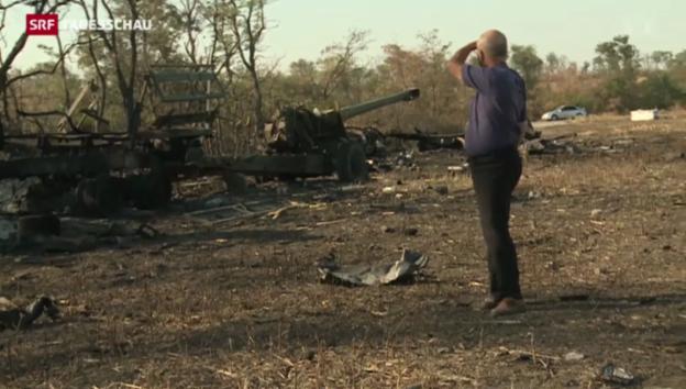 Video «Ukrainische Waffenruhe hält – anscheinend» abspielen