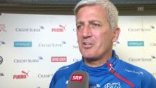 Video «Petkovic im Interview» abspielen