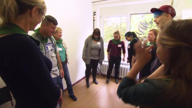 Video «Workshop gegen Vorurteile, Teil 2» abspielen