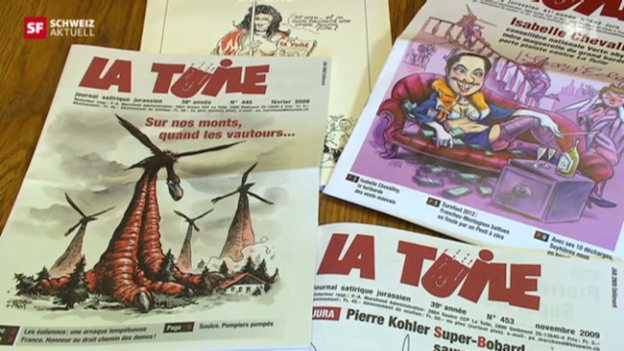Video «Schweiz aktuell vom 12. November 2012» abspielen
