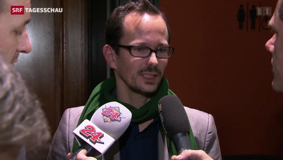 Balthasar Glättli wird Fraktionspräsident