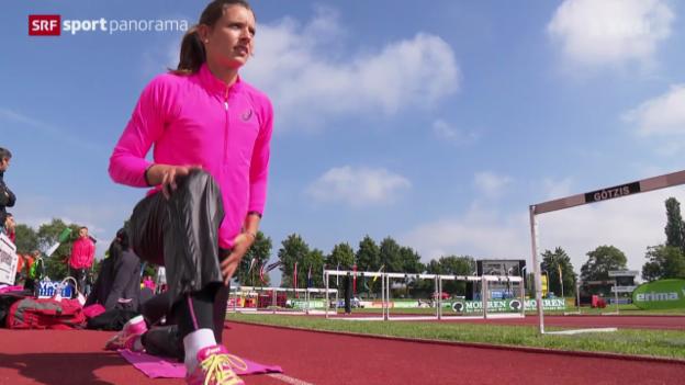 Video «Leichtathletik: Mehrkampf-Meeting in Götzis» abspielen