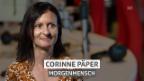 Video «Corinne Päper, für «Hallo SRF!» beim Regi ZH/SH» abspielen