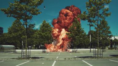 Video «Die Explosion» abspielen