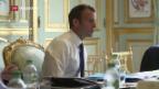 Video «Macrons Mann fürs Grobe» abspielen