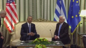 Video «Bilanz der Aussenpolitik von Barack Obama» abspielen