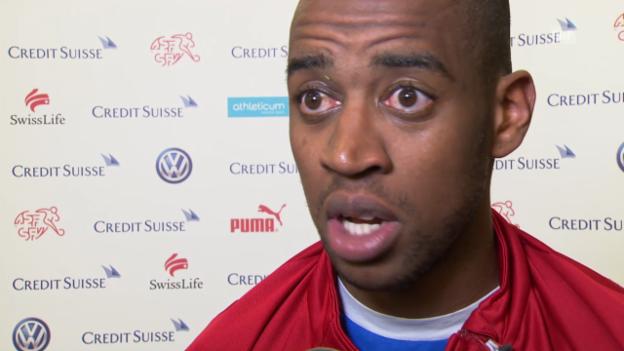 Video «Fussball: Gelson Fernandes im Interview» abspielen