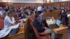 Video «Mehr Rechte für religiöse Minderheiten» abspielen