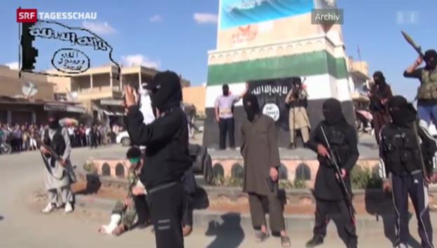 Video «Gnadenlose Gewalt gegen Syriens Zivilisten» abspielen