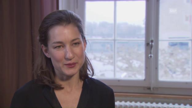 Video «5 Fragen an Marie Leuenberger» abspielen