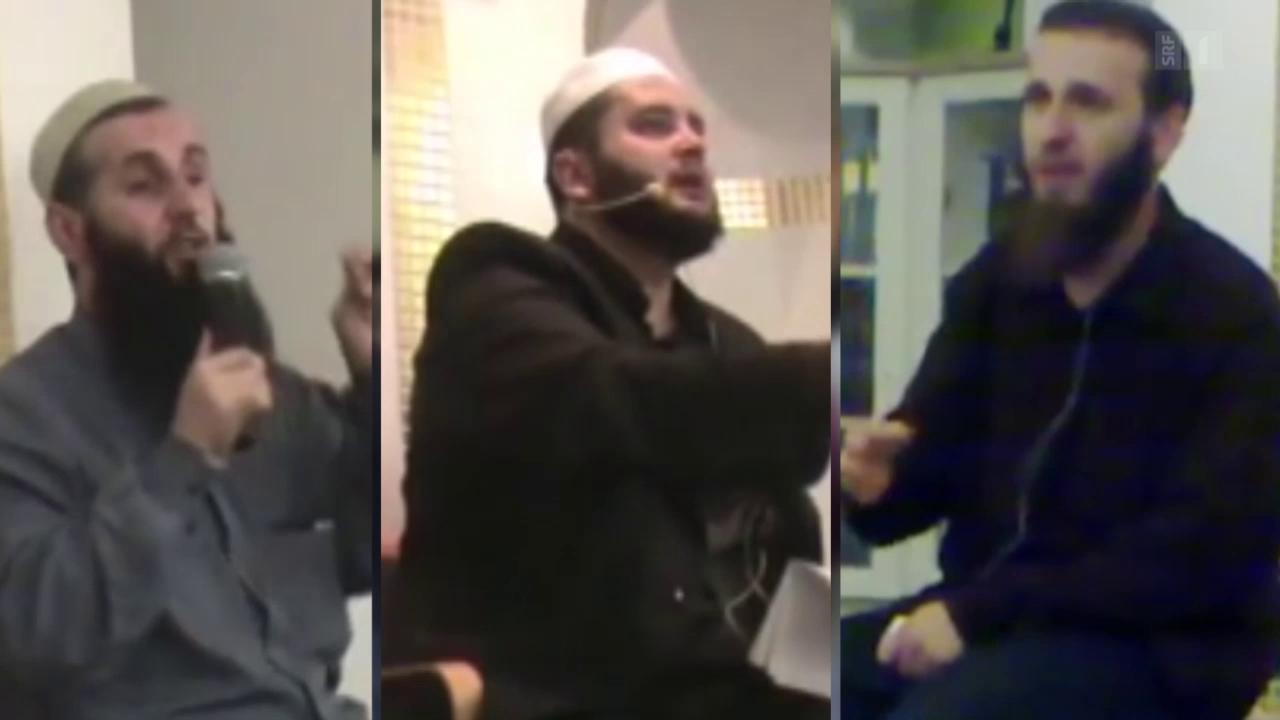 Islamistische Szene des Balkans in der Schweiz