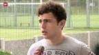 Video «Fussball: Admir Mehmedi in Kiew» abspielen