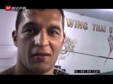 Sommerserie: Der Thai-Boxer aus dem Kosovo