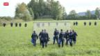 Video «Einblick in die Polizeiarbeit» abspielen