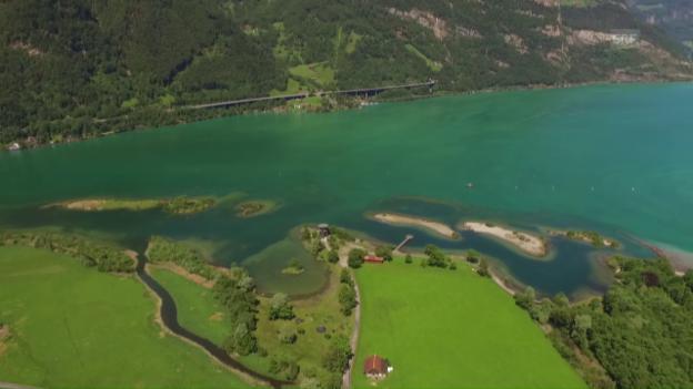 Video «Gotthard-Inseln im Urnersee» abspielen