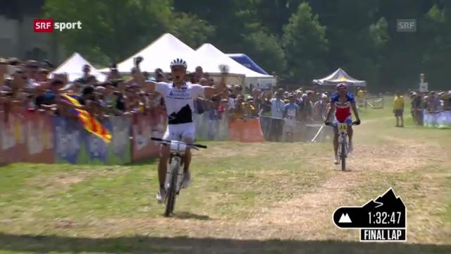 Nino Schurter triumphiert im Val di Sole («sportaktuell»)