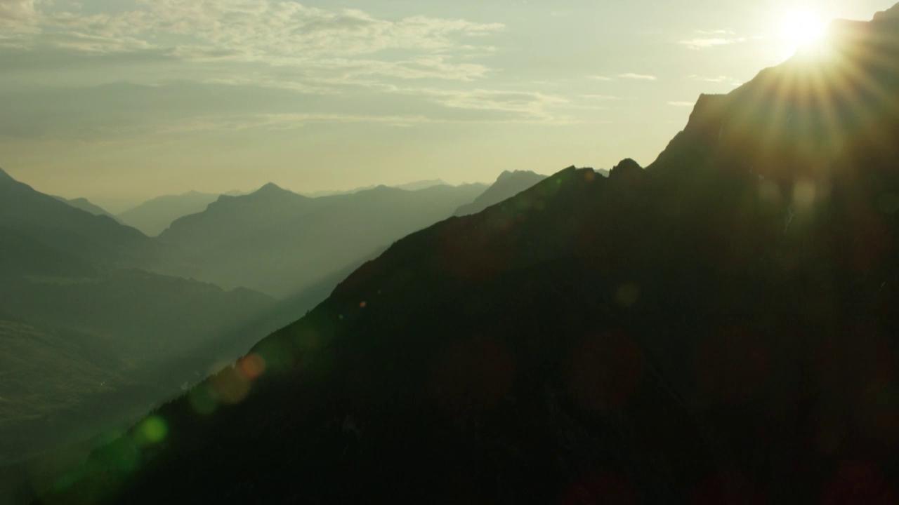 «Wunderland»: Heliflug Unterengadin