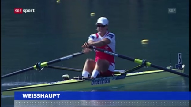 Video «Topruderin Pamela Weisshaupt tritt zurück («sportaktuell»)» abspielen