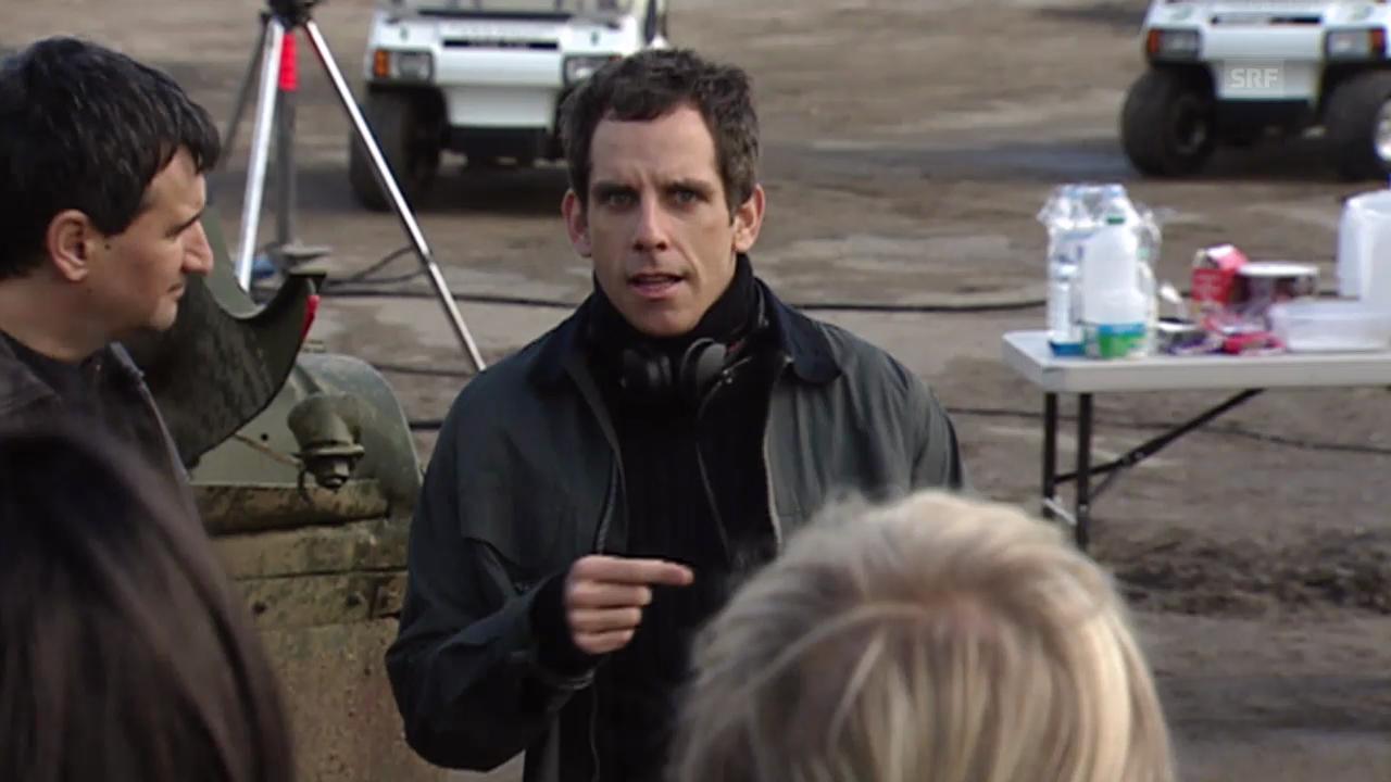 Ausschnitt aus der Serie «Extras» (2005)