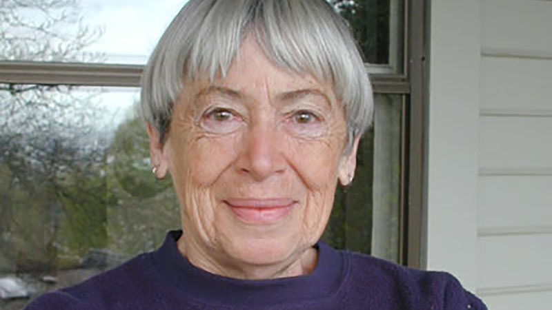 Nachruf auf Science-Fiction-Autorin Ursula Kroeber Le Guin