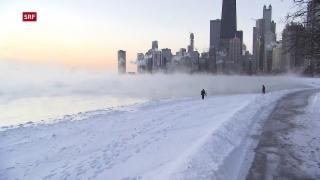 Video « Thermometer zeigt bis zu minus 40 Grad» abspielen