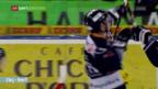 Video «Eishockey: Rückblick auf den Playoff-Start» abspielen