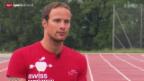 Video «Behindertensport: Marcel Hug vor der EM» abspielen