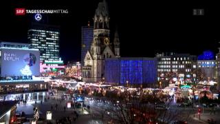Video «Terroranschlag von Berlin – ein Jahr danach» abspielen