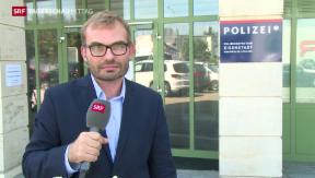 Video «Schlepper von LKW-Drama festgenommen» abspielen