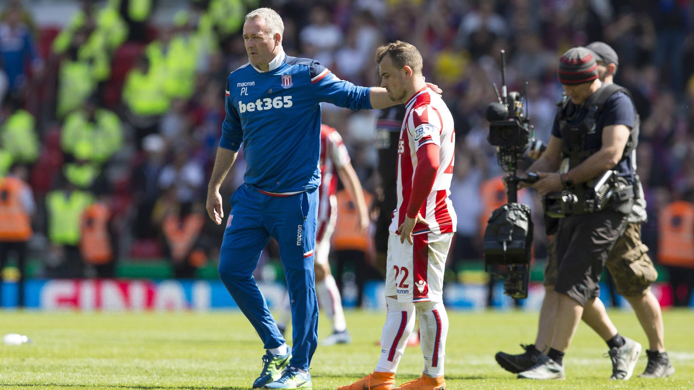 Stoke City steigt ab