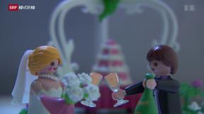 Video «Umstrittene Heiratsstrafe» abspielen