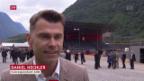 Video «Gotthard-Tunnel: Die Schweiz in den internationalen Medien» abspielen