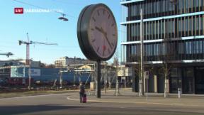 Video «SBB streicht Stellen» abspielen