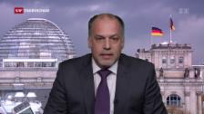 Video ««Rückschlag für die SPD»» abspielen