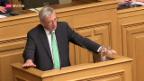 Video «Juncker tritt zurück» abspielen