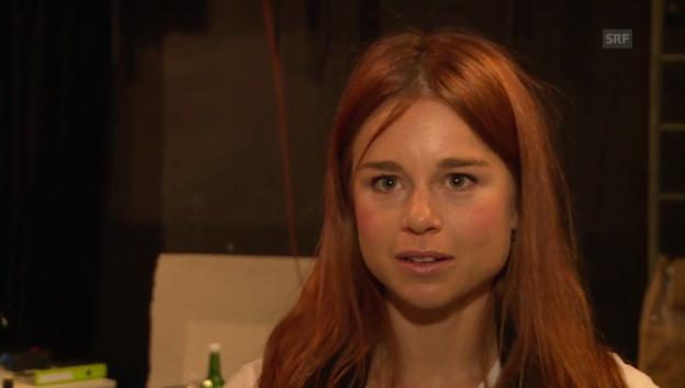 Video «Fabienne Heynes Comeback» abspielen