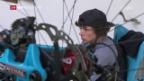 Video «Downhill-Fahrerin Emilie Siegenthaler vor der Heim-WM» abspielen
