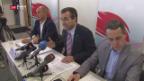 Video «Tessiner FDP will Ignazio Cassis im Bundesrat» abspielen