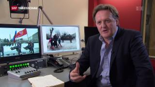 Video «Einschätzung Christof Franzen» abspielen