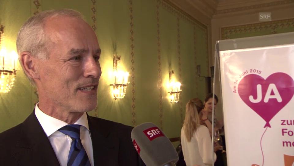 Bruno Imthurn, Befürworter der PID