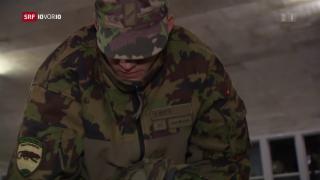 Video «Armeeabschaffung: Ein Blick zurück» abspielen