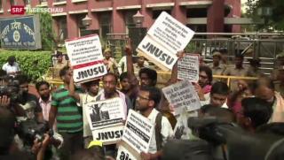 Video «Neue Massen-Vergewaltigung schockiert in Indien» abspielen