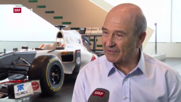 Video «Formel 1: Sauber ist gerettet («sportaktuell»)» abspielen
