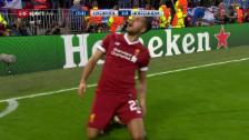 Link öffnet eine Lightbox. Video Liverpool setzt sich gegen Hoffenheim durch abspielen