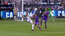 Video «Höchste Fussballkunst - das 1:1 von Mandzukic» abspielen