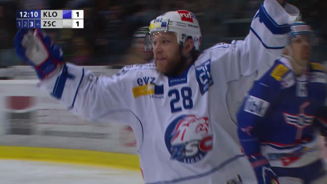 Eishockey: Playoff-Final Kloten - ZSC Lions, Die Highlights