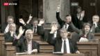 Video «Ständerat stimmt künftig elektronisch ab» abspielen
