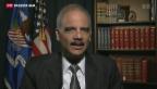 Video «US-Justizminister droht der Credit Suisse» abspielen